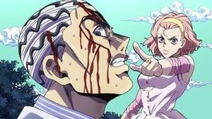 JoJo's Bizarre Adventure Season 3 :Episode 39  Goodbye, Morioh - The Heart of Gold