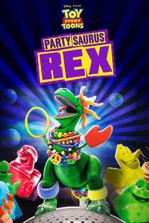 Partysaurus Rex-Wallace Shawn
