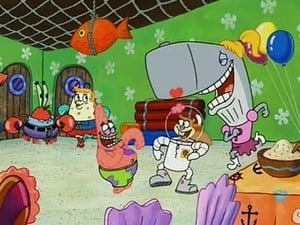 SpongeBob SquarePants Season 3 : Party Pooper Pants (SpongeBob's House Party)