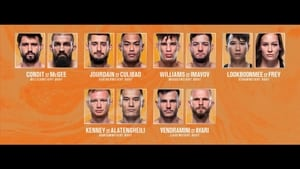 UFC on ESPN 16: Holm vs. Aldana – Prelims