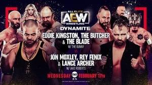 Watch S3E7 - All Elite Wrestling: Dynamite Online