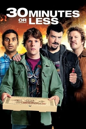 30 Minutes Or Less (2011) is one of the best movies like Project X (2012)