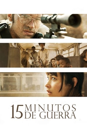 15 Minutos de Guerra Torrent, Download, movie, filme, poster