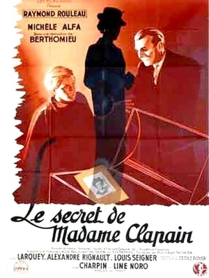 Le secret de Madame Clapain (1943)