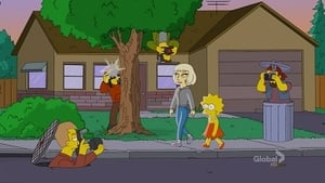 Episodio TV Online Los Simpson HD Temporada 23 E22 Lisa Goes Gaga