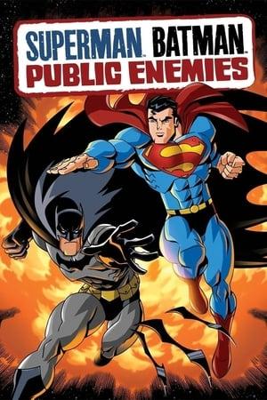 Poster Superman/Batman: Public Enemies (2009)