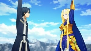 Sword Art Online Season 3 :Episode 17  Truce