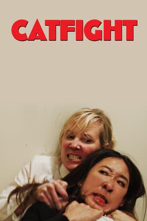 Catfight-Sandra Oh
