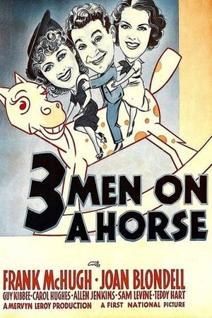 Watch Three Men on a Horse Full Movie