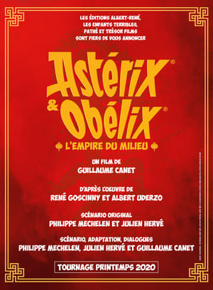 Asterix & Obelix: The Silk Road-Julie Chen Moonves