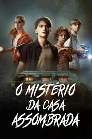 O Mistério da Casa Assombrada - Poster