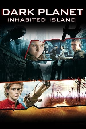Poster The Inhabited Island (2008)