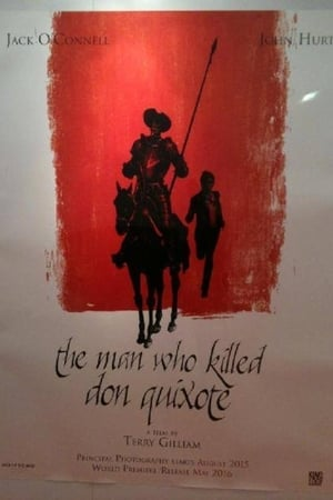 The Man Who Killed Don Quixote PRE-Estreno