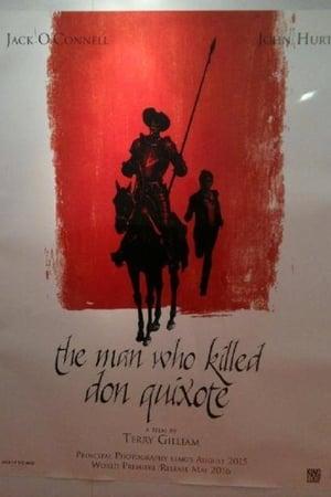 The Man Who Killed Don Quixote PRE-Estreno