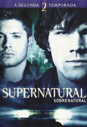 Supernatural 2ª Temporada Torrent, Download, movie, filme, poster