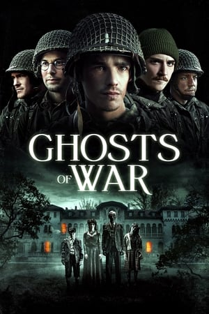 Poster Ghosts of War (2020)