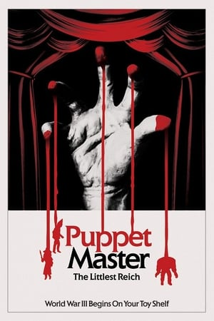 Puppet Master The Littlest Reich (2018) Torrent – WEB-DL 720p | 1080p Legendado Download