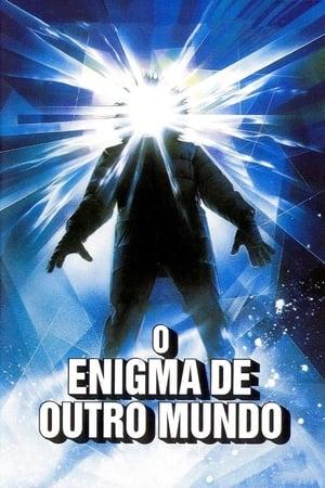O Enigma de Outro Mundo - Poster
