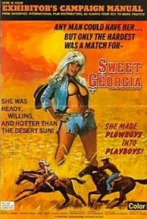 Poster Sweet Georgia