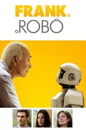 Frank e o Robô Torrent, Download, movie, filme, poster