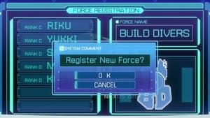 Gundam Build Divers: 1×7