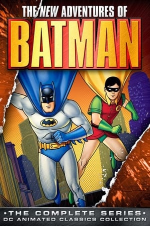 Las Nuevas Aventuras de Batman