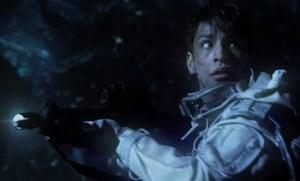 Seriale HD subtitrate in Romana Crucișătorul Stelar Galactica: Sânge & Metal Sezonul 1 Episodul 6 Webisode 6