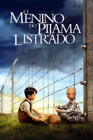O Menino do Pijama Listrado Torrent, Download, movie, filme, poster