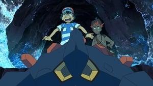 Pokémon Season 21 :Episode 37  Not Caving Under Pressure!