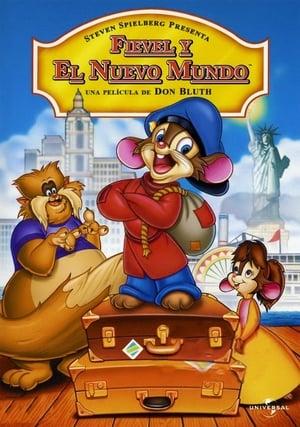 Ver Fievel y el nuevo mundo (1986) Online