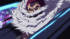 One Piece Season 19 :Episode 852  A Hard Battle Starts! Luffy vs. Katakuri!