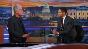 The Daily Show with Trevor Noah - Anthony Bourdain