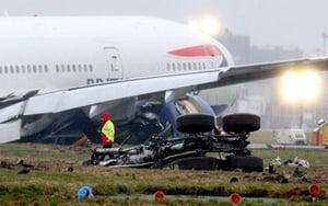Uçak Kazası Raporu : 8×2