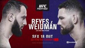 UFC on ESPN 6: Reyes vs. Weidman