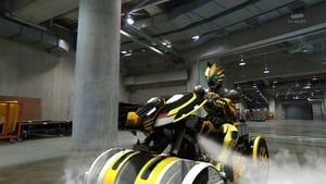 Kamen Rider Season 21 :Episode 10  Fist, An Experiment, Super Bike