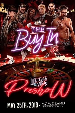 Poster AEW Double or Nothing: The Buy-In (2019)