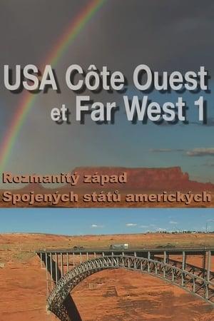 USA Côte Ouest et Far West