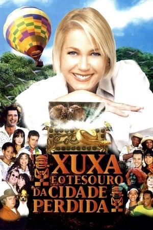 Xuxa e o Tesouro da Cidade Perdida poster