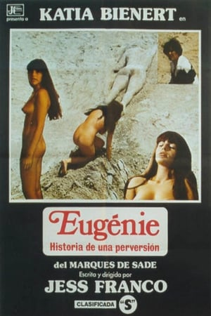 Filmposter Wicked Memoirs of Eugenie
