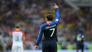 Antoine Griezmann : The Making of a Legend