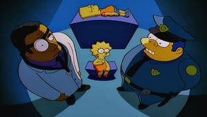 The Simpsons Season 8 :Episode 17  My Sister, My Sitter