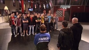 The Ultimate Fighter: 15×1