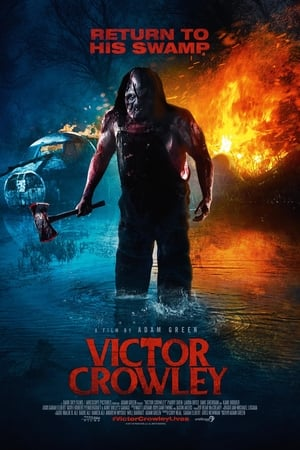 Topór 4 / Hatchet 4 / Victor Crowley