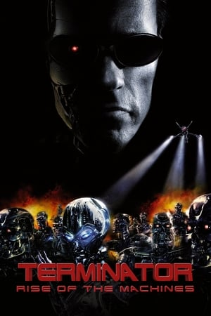 Poster Terminator 3: Rise of the Machines (2003)