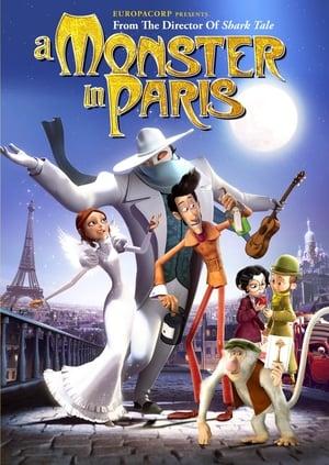 მონსტრი პარიზში A Monster in Paris