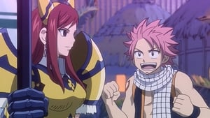 Fairy Tail Season 1 :Episode 18  Reach the Sky Above