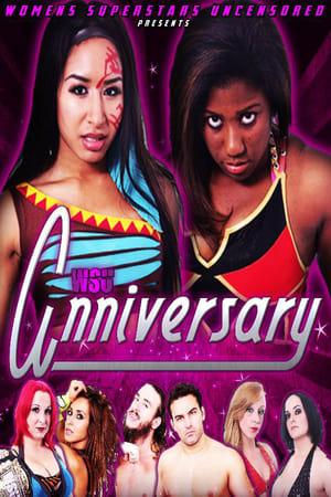 Poster WSU 8th Anniversary Show (2015)