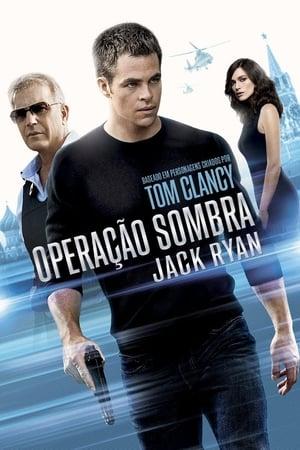 Operação Sombra – Jack Ryan Torrent, Download, movie, filme, poster