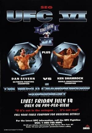 UFC 6: Clash Of The Titans