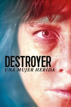 Destroyer film posters